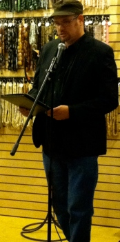 Robert Walicki reads his poetry that was featured in Issue 3.