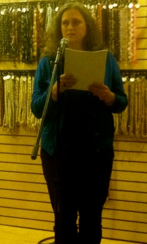 Sherrie Flick reads her flash fiction that was featured in Issues 1 and 2.